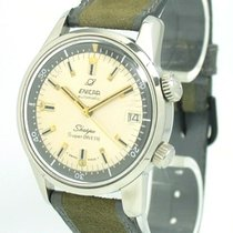 Enicar Steel 36mm Automatic 145/004 pre-owned