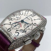 Franck Muller Steel 36mm Automatic 7880 CC AT pre-owned UAE, Abu Dhabi