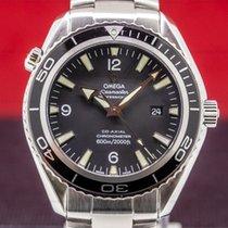 歐米茄 Seamaster Planet Ocean 2200.50.00 非常好 鋼 45.5mm 自動發條