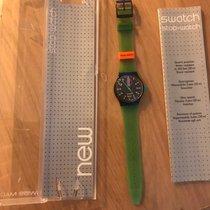 Swatch Plastic 34mm Quartz SSB 100 new