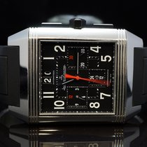 Jaeger-LeCoultre Reverso Squadra Chronograph GMT 230.8.45 2010 pre-owned