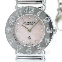샤리올 스틸 24mm 쿼츠 028A 중고시계