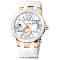 Ulysse Nardin Executive Dual Time Lady 246-10-3/391 new