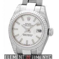 Rolex Lady-Datejust nuevo Automático Reloj con estuche y documentos originales 179174