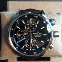 Maurice Lacroix Pontos S neu 2015 Automatik Chronograph Uhr mit Original-Box und Original-Papieren PT6008-SS001-331-1