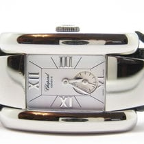 Chopard tweedehands Quartz 23mm Wit Saffierglas 1 ATM