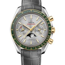 Omega Speedmaster Moonphase Chronometer Chronograph 44 mm
