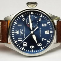 IWC Big Pilot Midnight LE PETIT PRINCE Blue Dial  IW500916