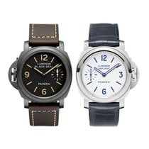 Panerai Special Editions Stal