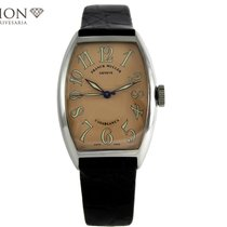 Franck Muller Steel 31mm Automatic 5850 pre-owned