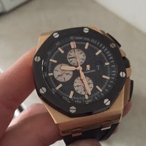 Audemars Piguet Royal Oak Offshore Chronograph Rose Gold 44 mm