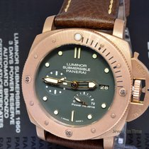 Panerai Luminor 1950 507 Bronze 3 Day Power Reserve Box &...