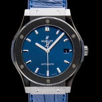 Hublot Classic Fusion Blue Ceramic 45mm Blue United States of America, California, San Mateo