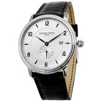 Frederique Constant Classics Automatic Staal 43mm Wit Nederland, Nijega