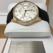 IWC Portuguese Automatic Rose Gold Complete Set IW500101