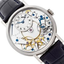 Breguet Tradition new 38mm White gold