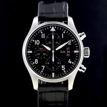 IWC Pilot Chronograph box and papers 2016
