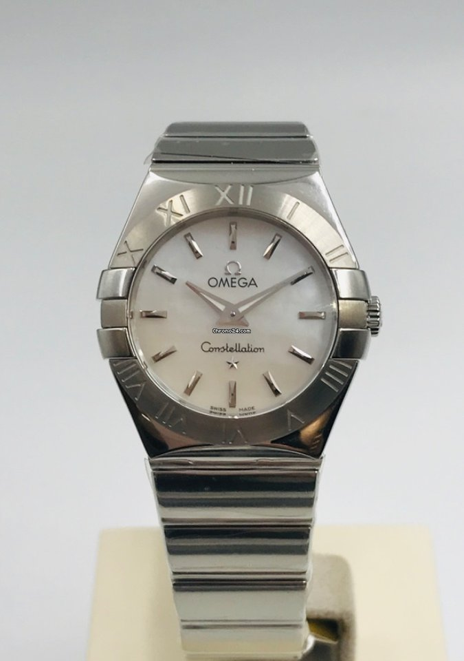 Ceny hodinek Omega Constellation  8d705b17fab