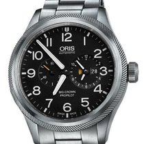 Oris Big Crown ProPilot Worldtimer 01 690 7735 4164-07 8 22 19-1 new