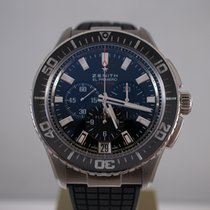 Zenith Steel 45,5mm Automatic 03.260.405/21 pre-owned
