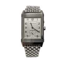 Jaeger-LeCoultre 270.8.54 Steel 2001 Reverso Duoface 26mm pre-owned United Kingdom, Bedford