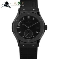 Hublot 45mm Cuerda manual usados Classic Fusion 45, 42, 38, 33 mm Negro