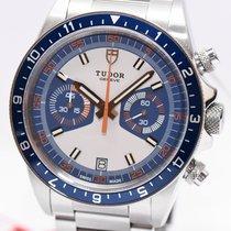 Tudor Heritage Chrono Blue Steel 42mm