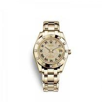 Rolex Pearlmaster 813180044 новые