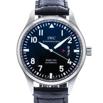 IWC Pilot Mark Steel 41mm Black United States of America, Georgia, Atlanta