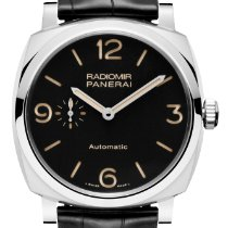Panerai Radiomir 1940 3 Days Automatic Steel 42mm Black Arabic numerals United States of America, New York, New York