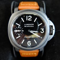 Panerai Luminor Marina Acier 44mm Noir Romain France, BAR LE DUC