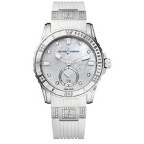 Ulysse Nardin Lady Diver Steel 40mm United States of America, New York, New York