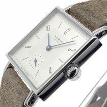 NOMOS Tetra 27 pre-owned 27,5mm Leather