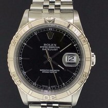 Rolex Datejust Turn-O-Graph 36mm Black No numerals United States of America, New York, New York