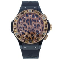 Hublot Big Bang 41 mm Rose gold 41mm Champagne United States of America, New York, New York