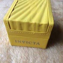 Invicta Ανταλλακτικά / Αξεσουάρ Ρολόι Αντρικό/Unisex μεταχειρισμένο Σιλικόνη