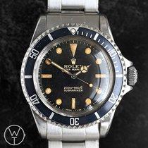 Rolex Submariner (No Date) 5513 1966 usados