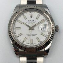 Rolex Datejust II Steel 41mm White Malaysia, Kuala Lumpur