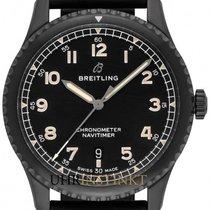 Breitling Navitimer 8 41mm Svart Arabisk
