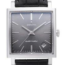 Zenith New Vintage 1965 Steel 32mm Grey