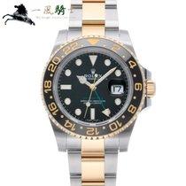 Rolex GMT-Master II Stahl 40mm Schwarz