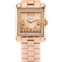 Chopard Happy Sport 275322-5002 2008 pre-owned
