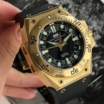 Linde Werdelin Yellow gold 42mm Automatic LW B1 T1 44 pre-owned