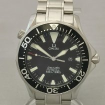 Omega Steel Quartz Seamaster pre-owned United Kingdom, Wimborne