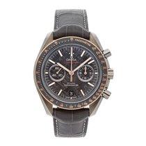 Omega Speedmaster Professional Moonwatch новые 2010 Автоподзавод Хронограф Часы с оригинальной коробкой 311.63.44.51.99.001