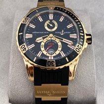 Ulysse Nardin Rose gold 44mm Automatic 266-10-3/92 new