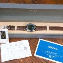 Seiko Spirit Steel 38mm Green Arabic numerals United States of America, Washington, Freeland