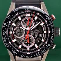 TAG Heuer Carrera Calibre HEUER 01 CAR2A1Z.FT6044 2018 pre-owned