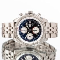 Breitling Bentley GT Acero 44.8mm Negro