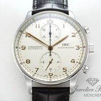 IWC Portugieser Chronograph IW3714 gebraucht